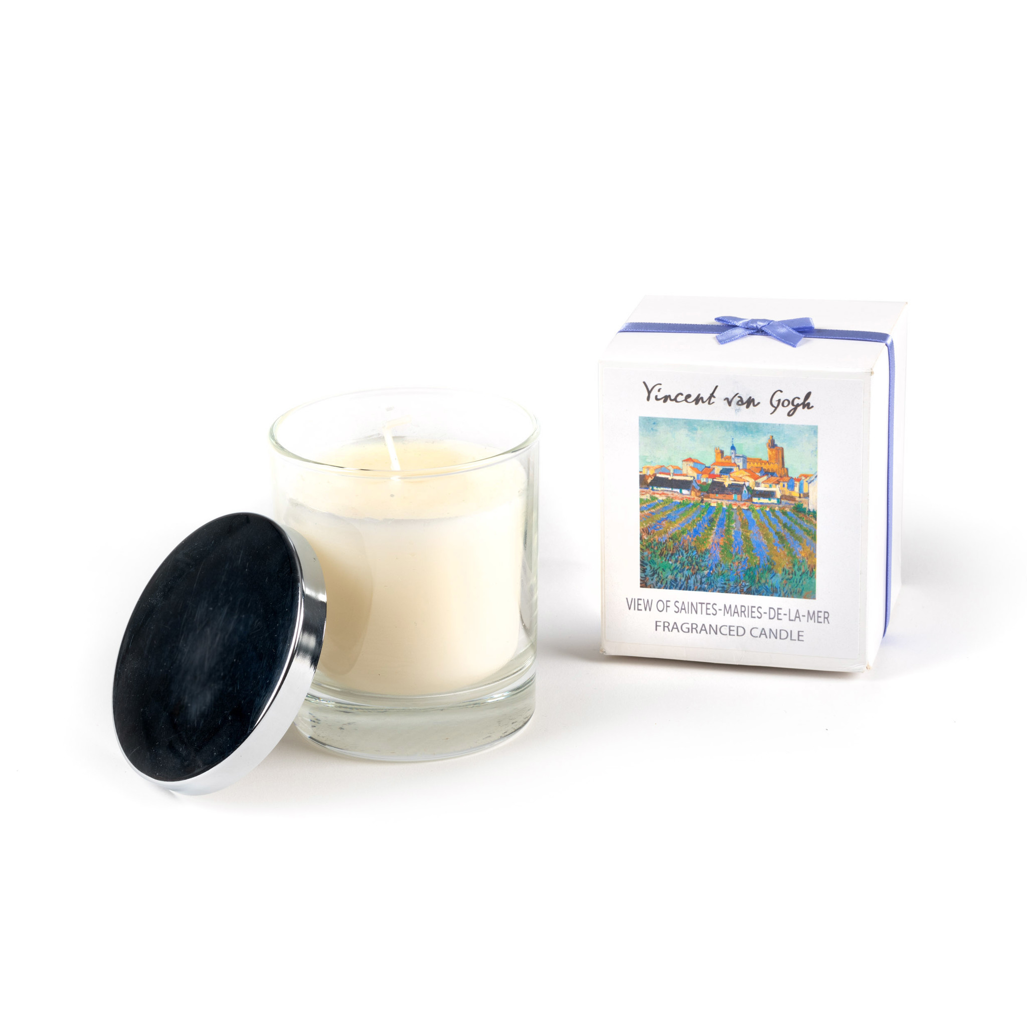 Scented candle Van Gogh View of Saintes-Maries-de-la-Mer
