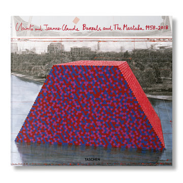 Christo & Jeanne-Claude Barrels and the Mastaba