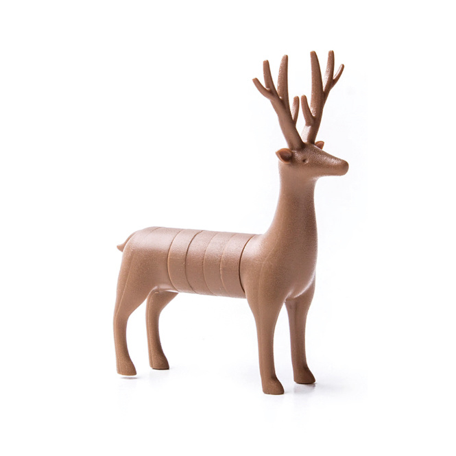 Magnetic cardholder Deer
