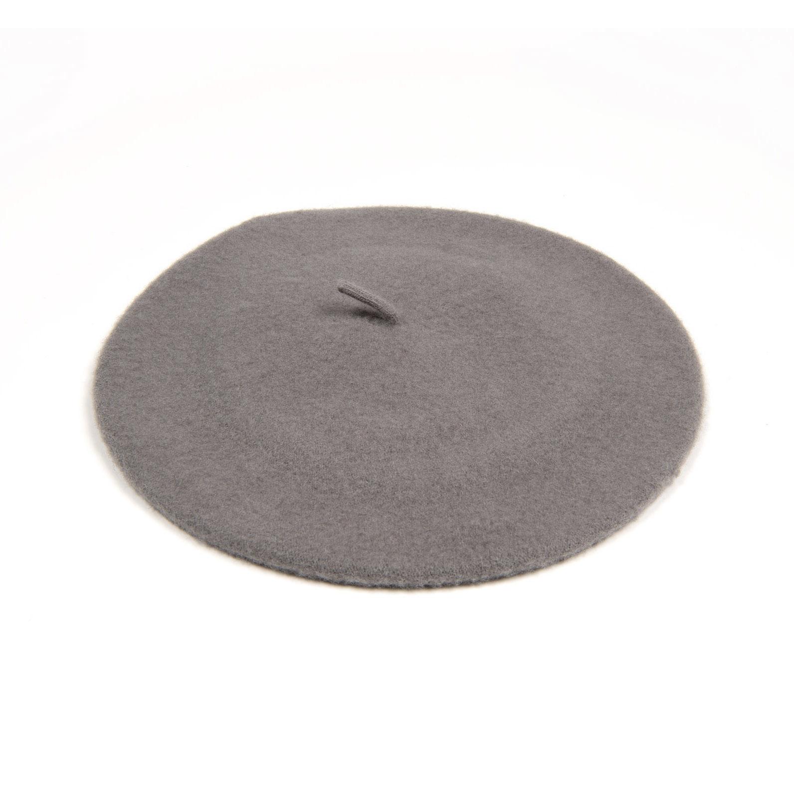 Parkhurst baret magnet grijs