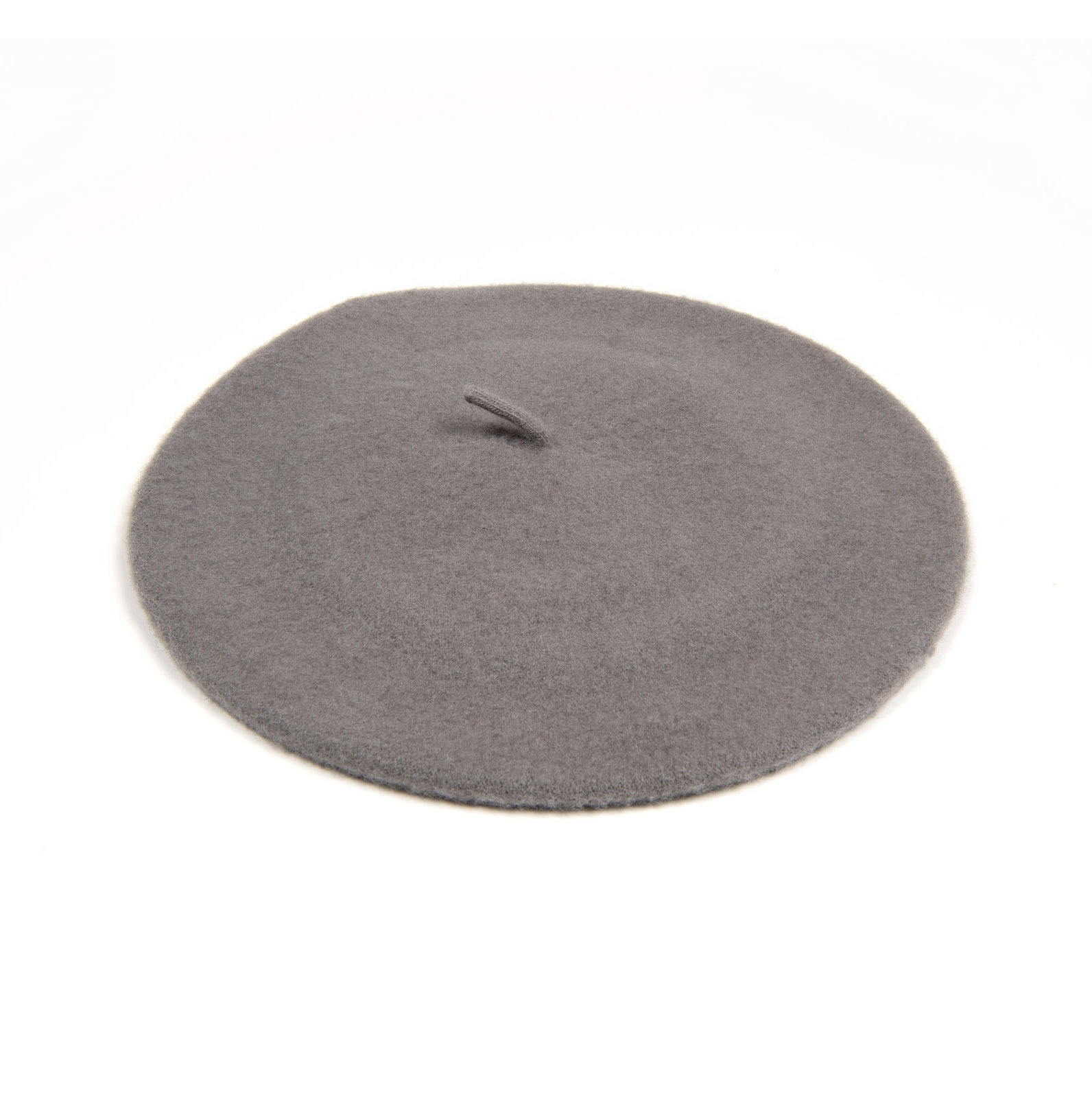 Parkhurst beret magnet grey