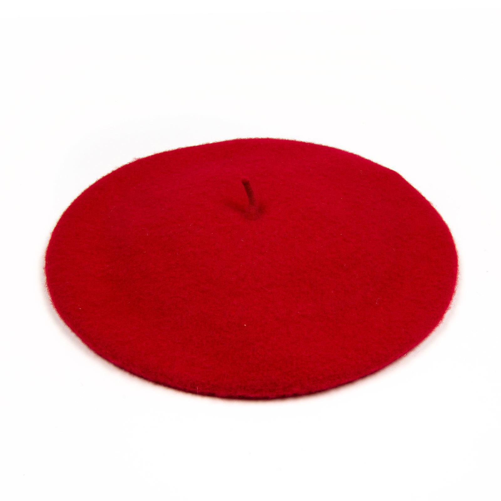 Parkhurst beret red