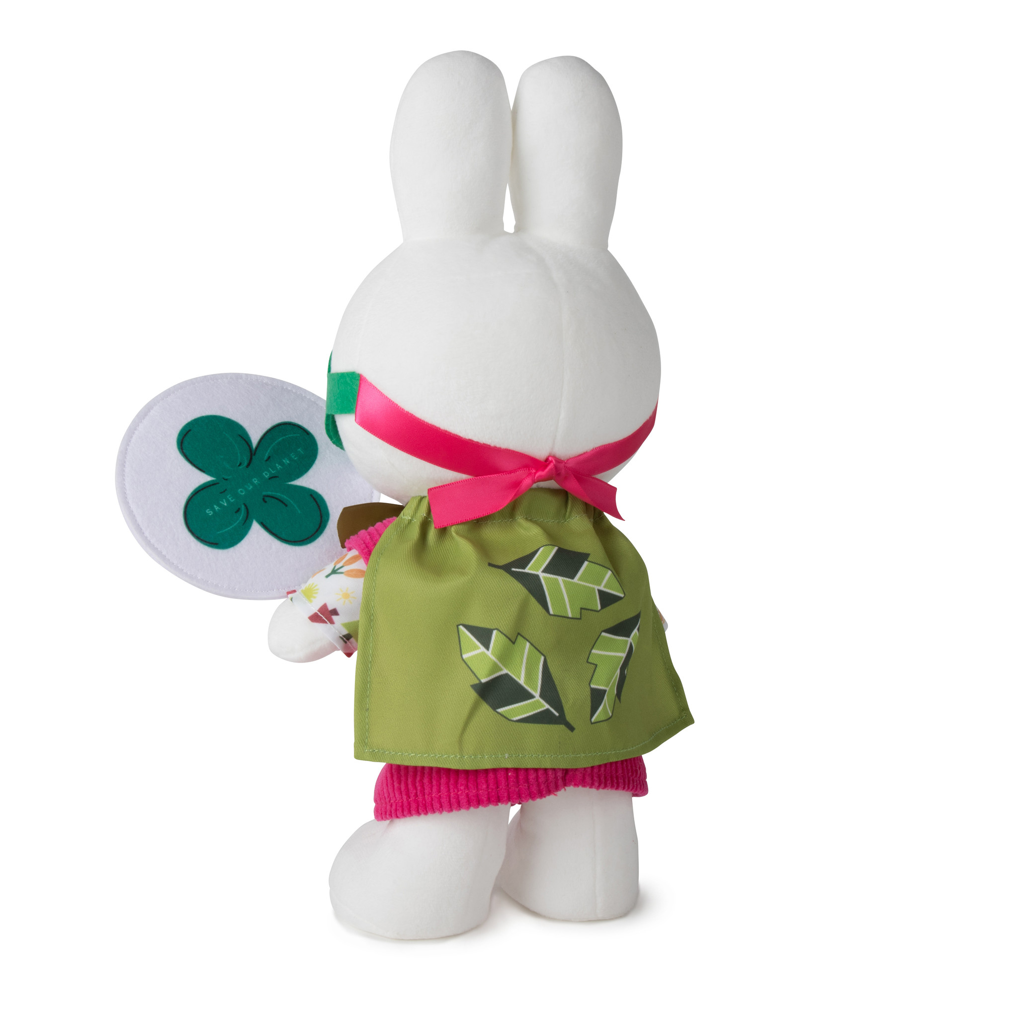 Limited edition Miffy cuddly toy 'Superhero'