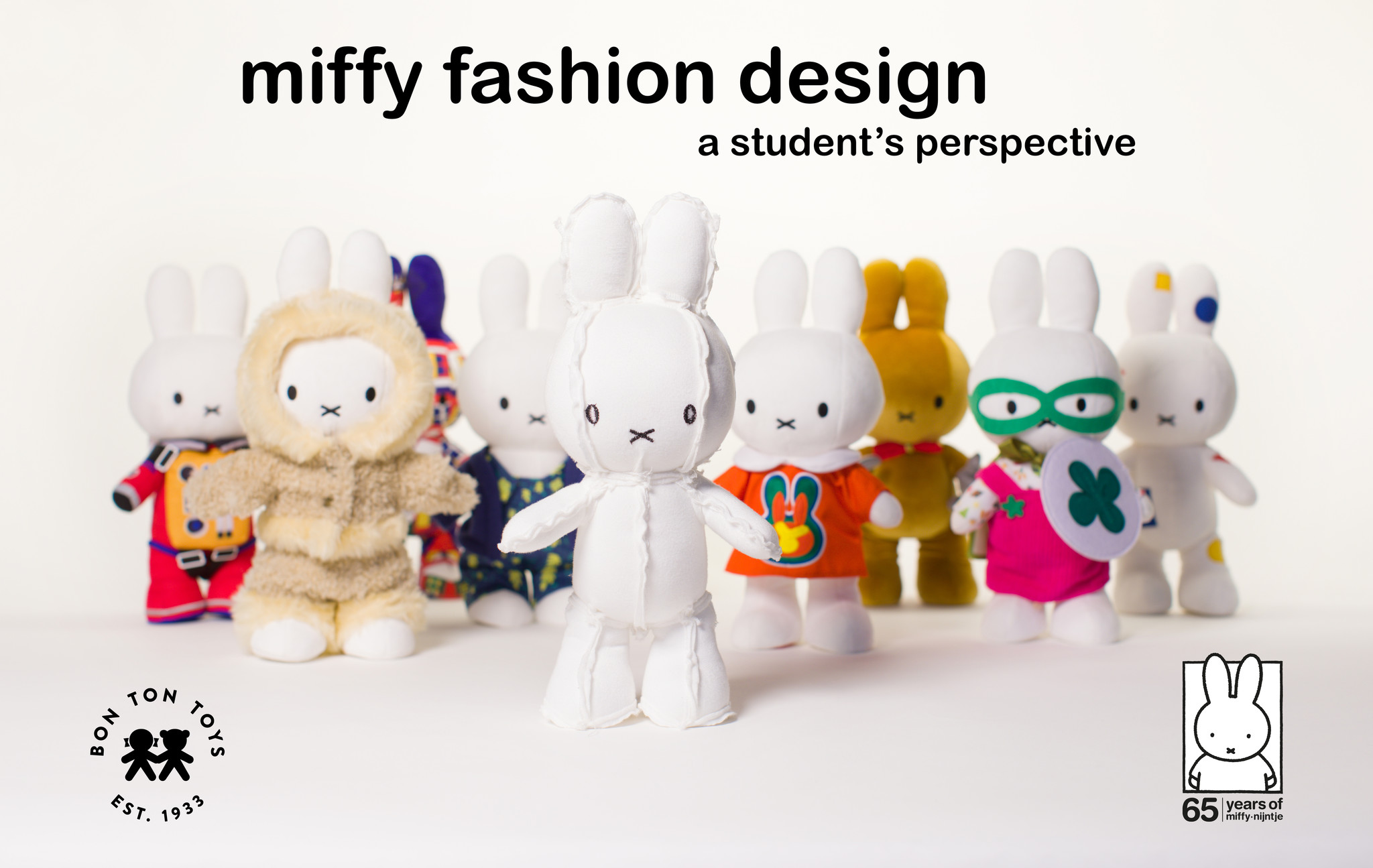 Limited edition Miffy cuddly toy 'Life Giver'