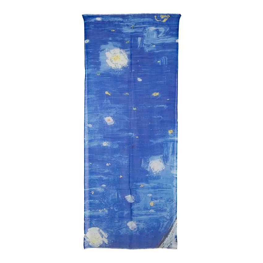 Van Gogh sjaal - Caféterras bij nacht