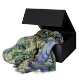 Sjaal 'De tuin van de inrichting' - Vincent van Gogh