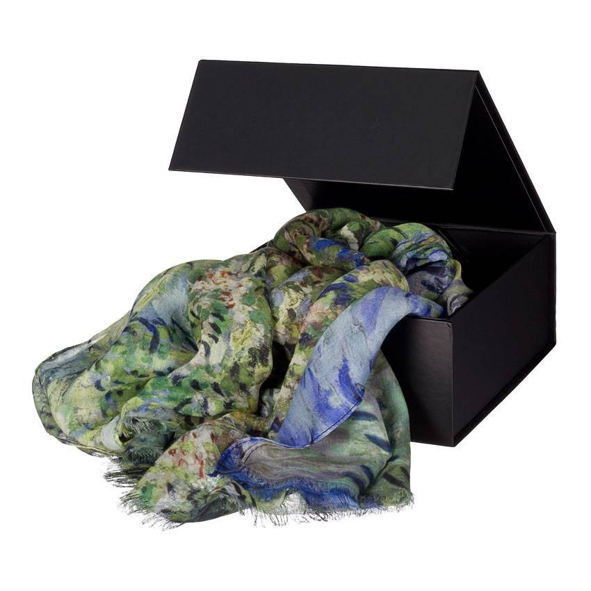 Sjaal Van Gogh De tuin van de inrichting