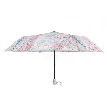 Umbrella Van Gogh Pink peach trees