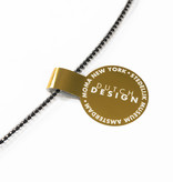 Necklace Zipper classic