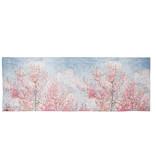 Scarf Van Gogh Pink peach trees