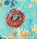 Make-up tas 'Rose' Van Gogh Portret van Joseph Roulin