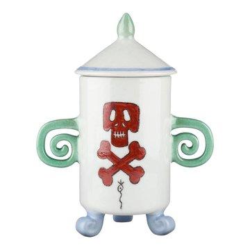 Kunstwerk 'Chinees theepotje' - Joost van den Toorn