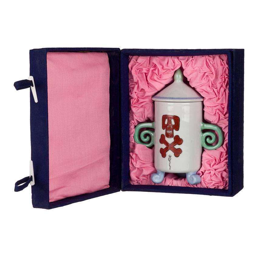 Chinese teapot Joost van den Toorn