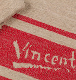Cushion cover Van Gogh à l'ami series flax