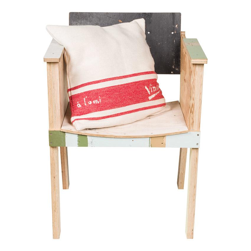 Cushion cover Van Gogh à l'ami series cream
