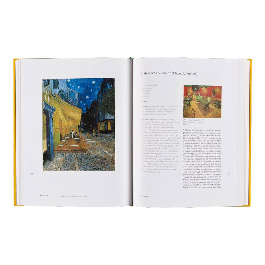 The paintings of Vincent van Gogh in the collection of the Kröller-Müller Museum