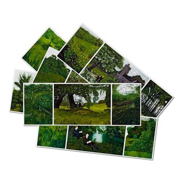 Ansichtkaarten - Gilbert & George
