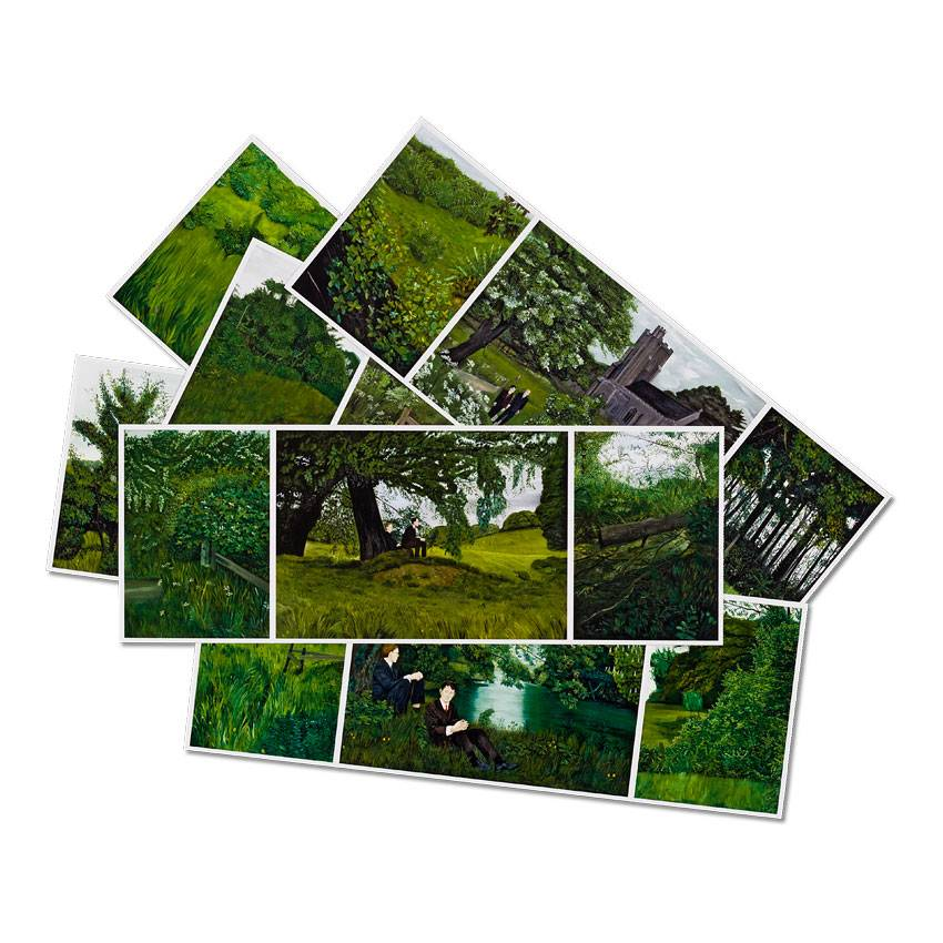 Gilbert & George Postcards