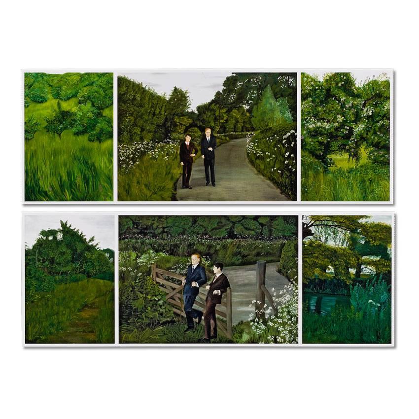Gilbert & George Ansichtkaarten