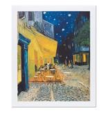 Reproduction Van Gogh Terrace of a café at night
