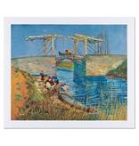 Reproduction Van Gogh Bridge at Arles