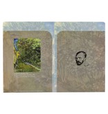Document wallets Van Gogh The garden of the asylum