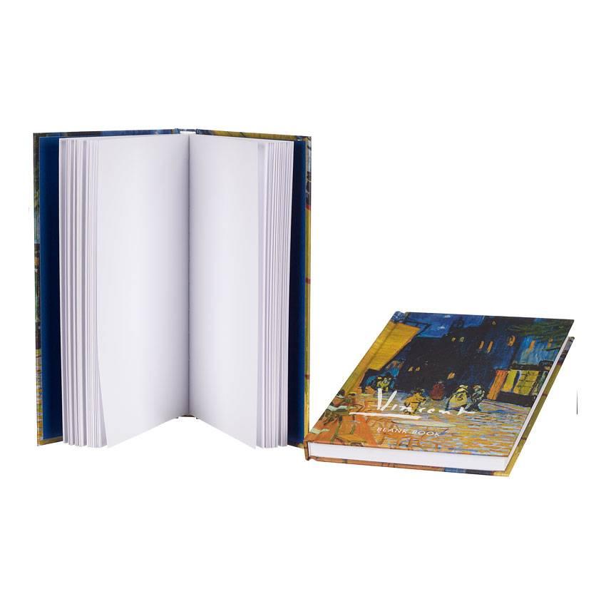 Notitieboeken Van Gogh Caféterras bij nacht