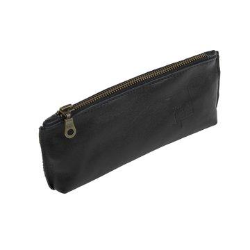Etui leather black