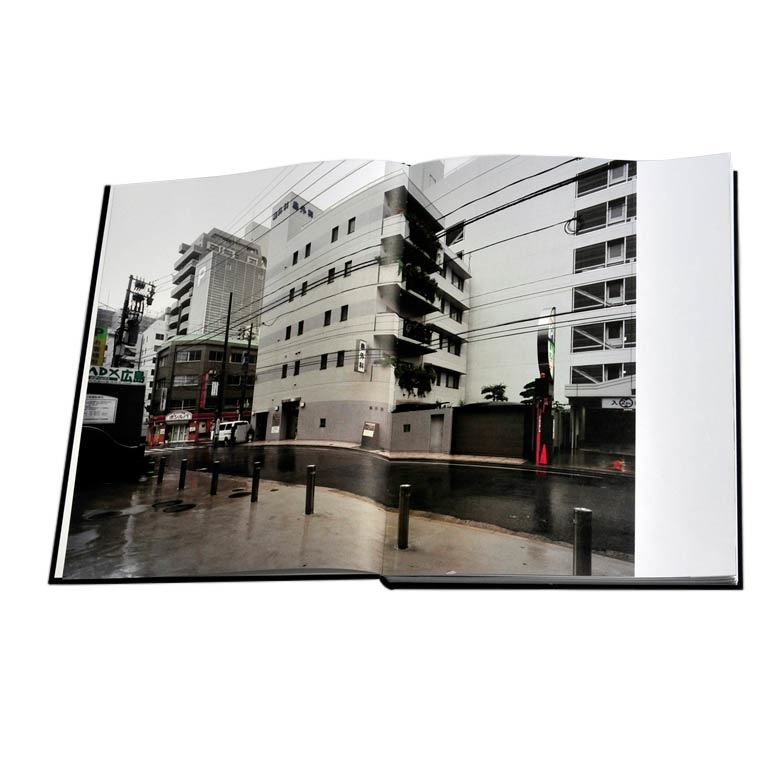 Photobook Memory traces Cary Markerink