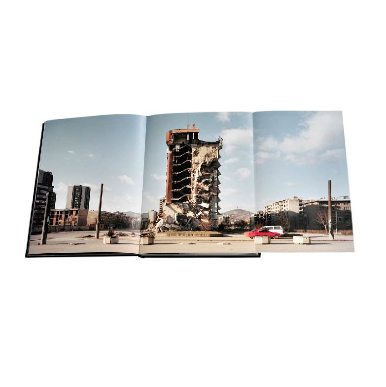 Fotoboek Memory traces Cary Markerink