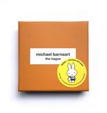 Brooch Miffy + Michael Barnaart