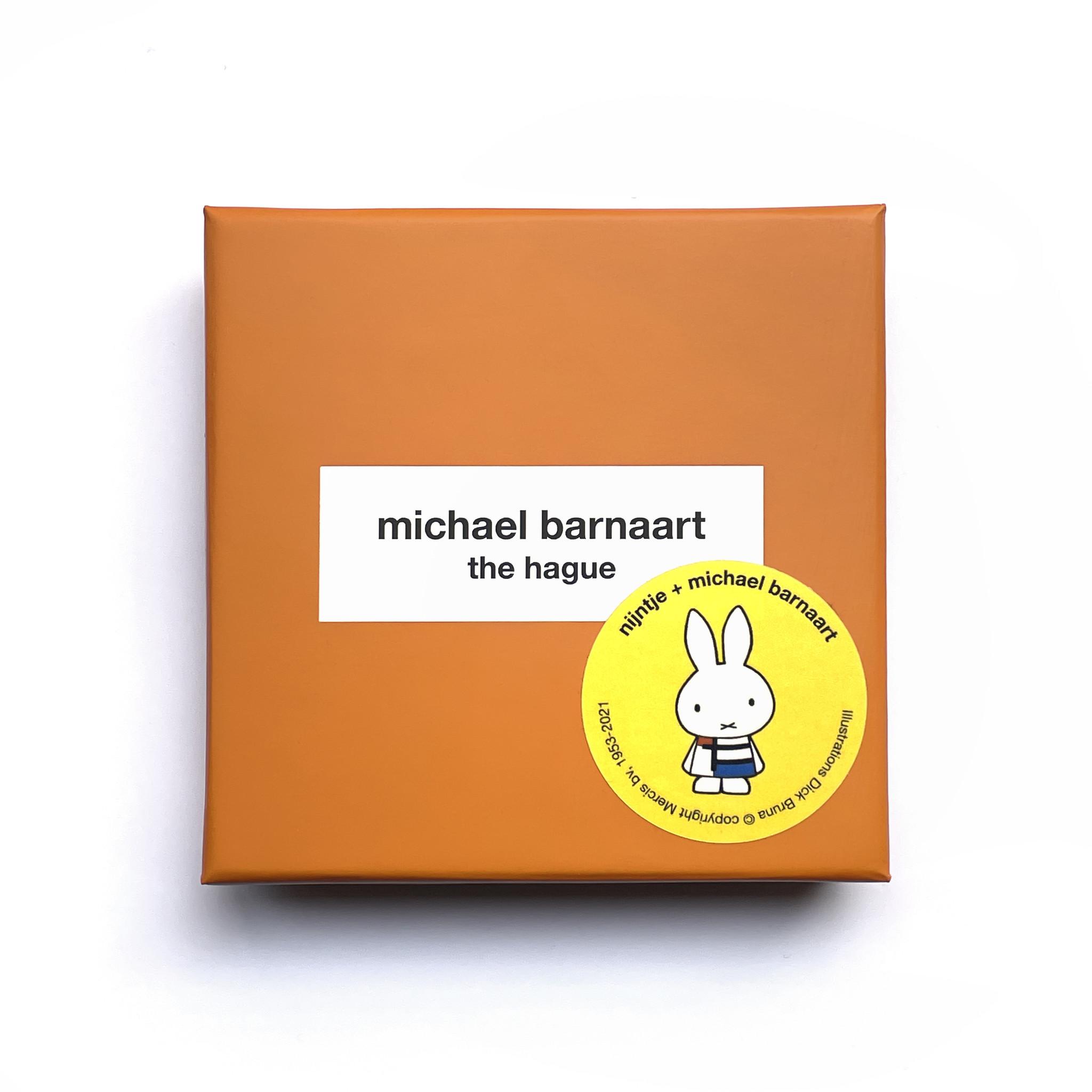 Broche Nijntje + Michael Barnaart