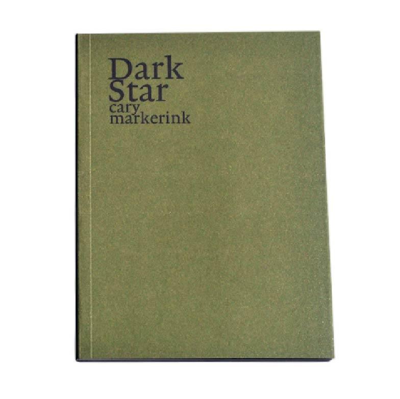 Fotoboek Memory traces Cary Markerink - SE