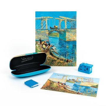 Cadeau set Van Gogh Brug te Arles