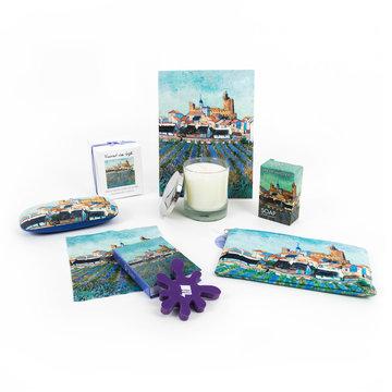 Cadeau set Van Gogh Gezicht op Saintes-Maries-de-la-Mer