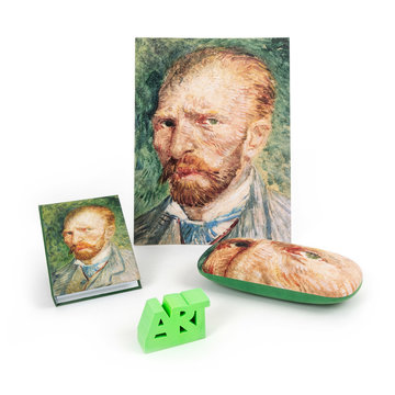 Cadeau set Van Gogh Zelfportret