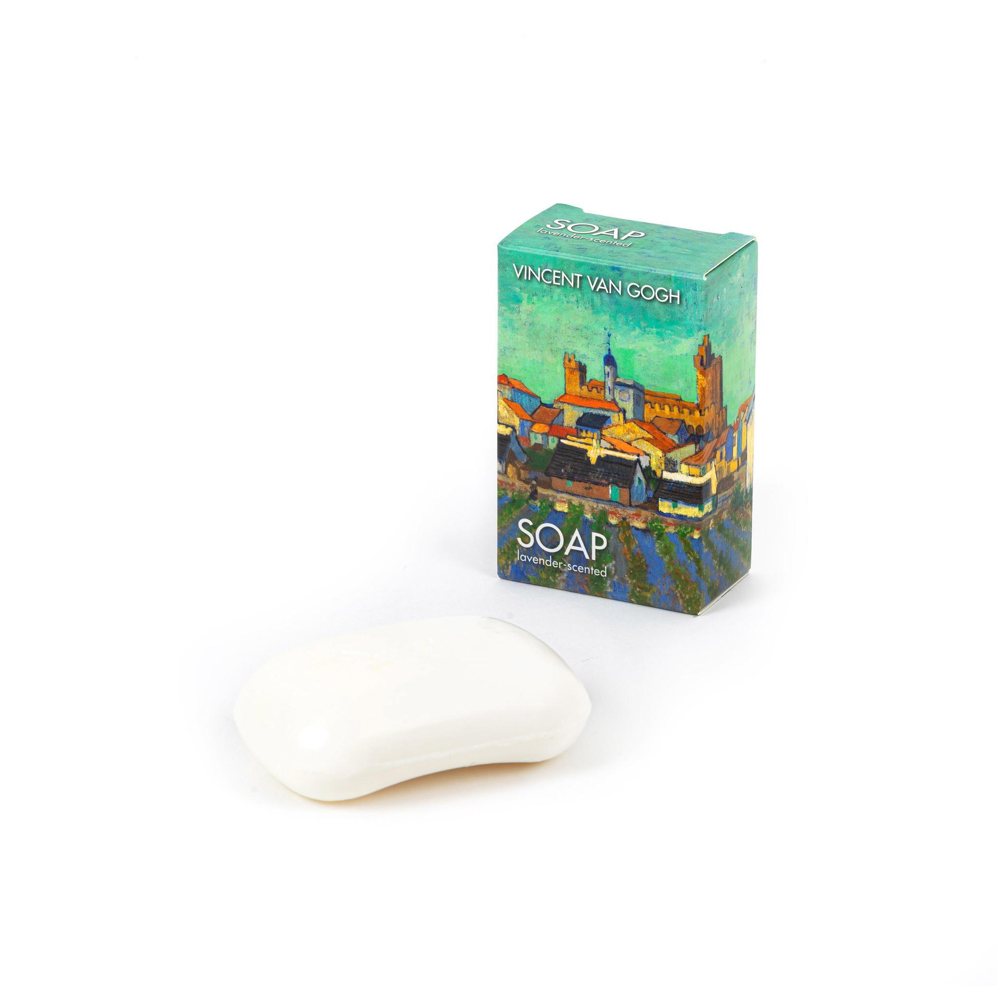 Hand soap Van Gogh View of Saintes-Maries-de-la-Mer