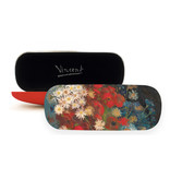 Glasses case Van Gogh Still life with meadow flowers and roses