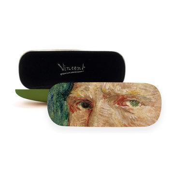 Glasses case Van Gogh Self-portrait