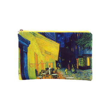 Etui Van Gogh Caféterras bij nacht