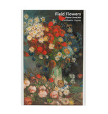 Postcard with seeds Van Gogh Still life with meadow flowers and roses