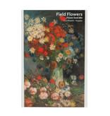 Postkaart met zaadjes Van Gogh Stilleven met akkerbloemen en rozen