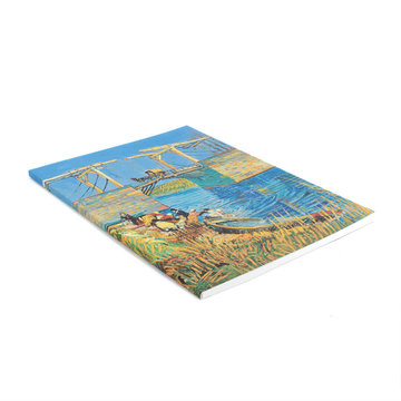 Artist journal Van Gogh Bridge at Arles