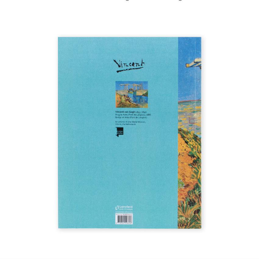 Schrift Van Gogh Brug te Arles