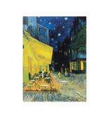 Schrift Van Gogh Caféterras bij nacht