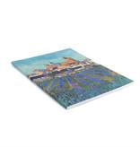 Artist journal Van Gogh View of Saintes-Maries-de-la-Mer