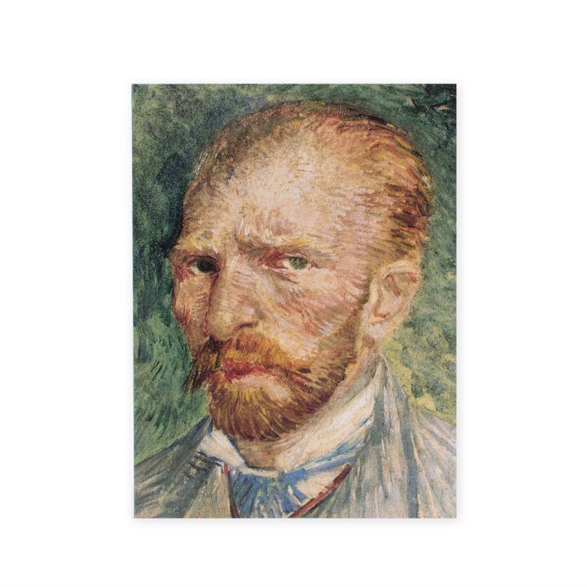 Schrift Van Gogh Zelfportret