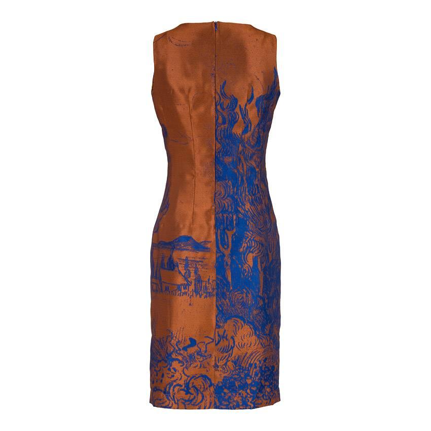 Van Gogh Dress