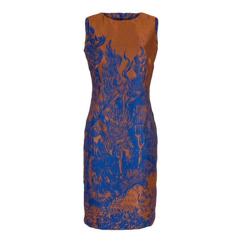 Dress Van Gogh