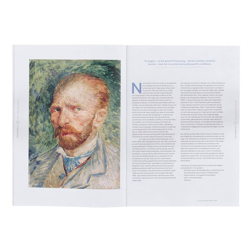 Van Gogh & co